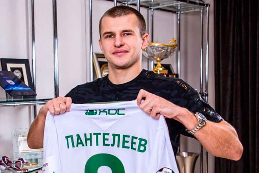 "Пантелеев перешел в ""Рубин"""