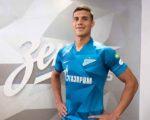 «Зенит» объявил о переходе Осорио