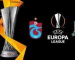 Футбол. 3 тур Лиги Европы. «Трабзонспор» - «Краснодар»