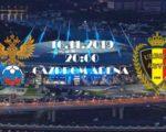 Отбор на Евро — 2020. Россия - Бельгия