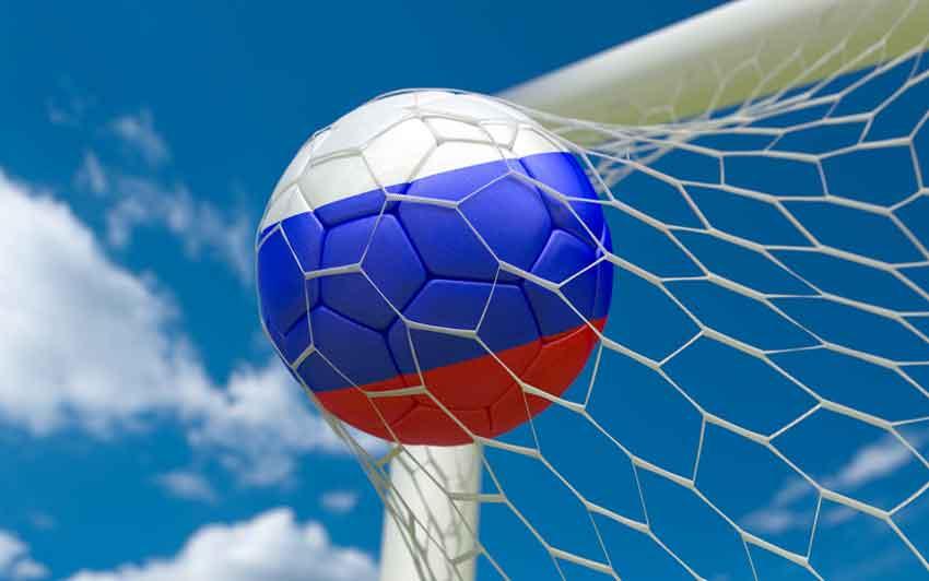 Российский футбол