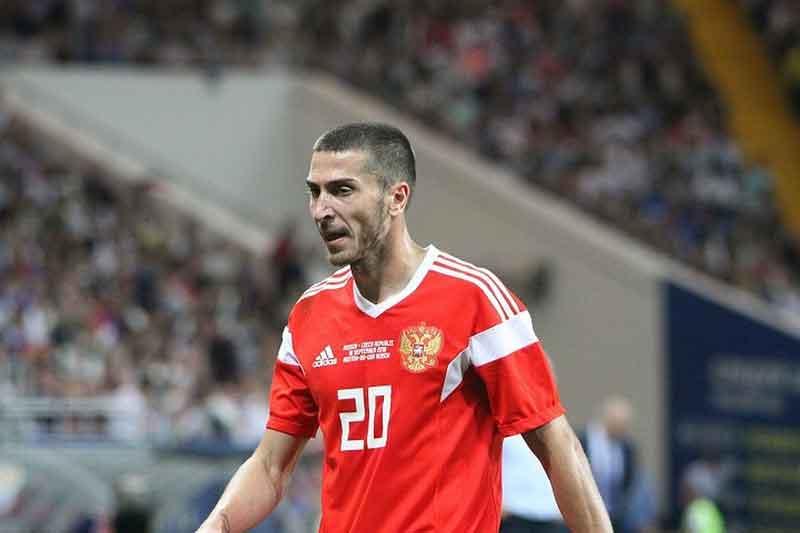 Алексей Ионов перешёл в «Краснодар»