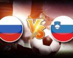Футбол. Отборочный матч на ЧМ — 2022. Россия - Словения