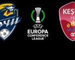 """Футбол. Лига конференций. """"Сочи"""" - """"Кешля"""""""